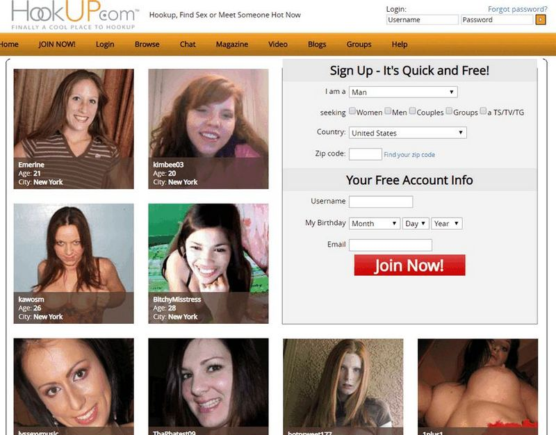 Hookupsite in south africa no credit card