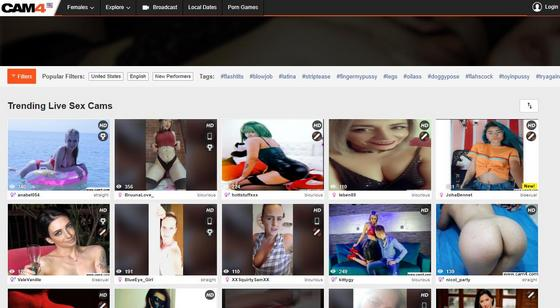 cam4 sites like